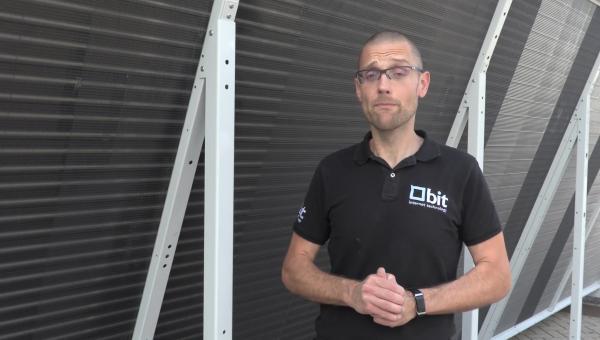 Nieuwe drycooler voor datacenter BIT-2A