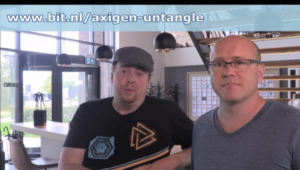 Partner Event softwarepartners Axigen & Untangle