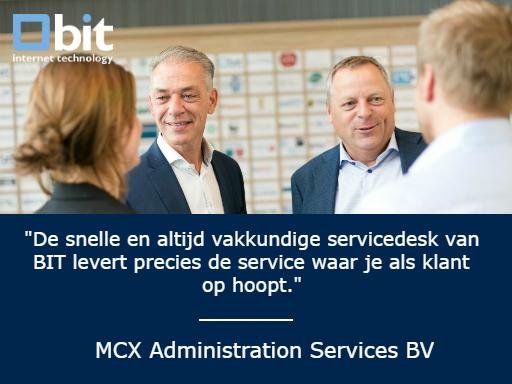 Referentie MCX