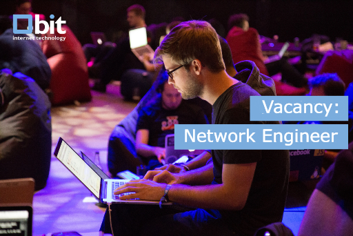 Vacancy Network Engineer