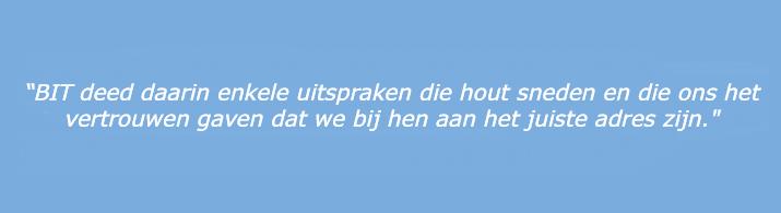 Quote GGZ Oost Brabant