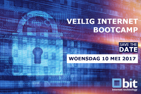 BIT organiseert Veilig Internet Bootcamp